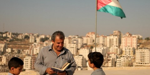 this is my land image prof palestinien